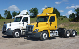 Penske fleet trucks selling at this and other upcoming auctions.
