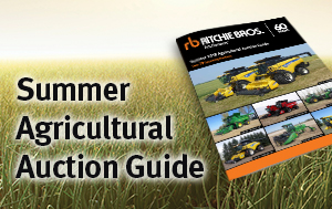 Summer 2018 Agricultural Auction Guide