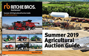 Summer 2019 Agricultural Auction Guide